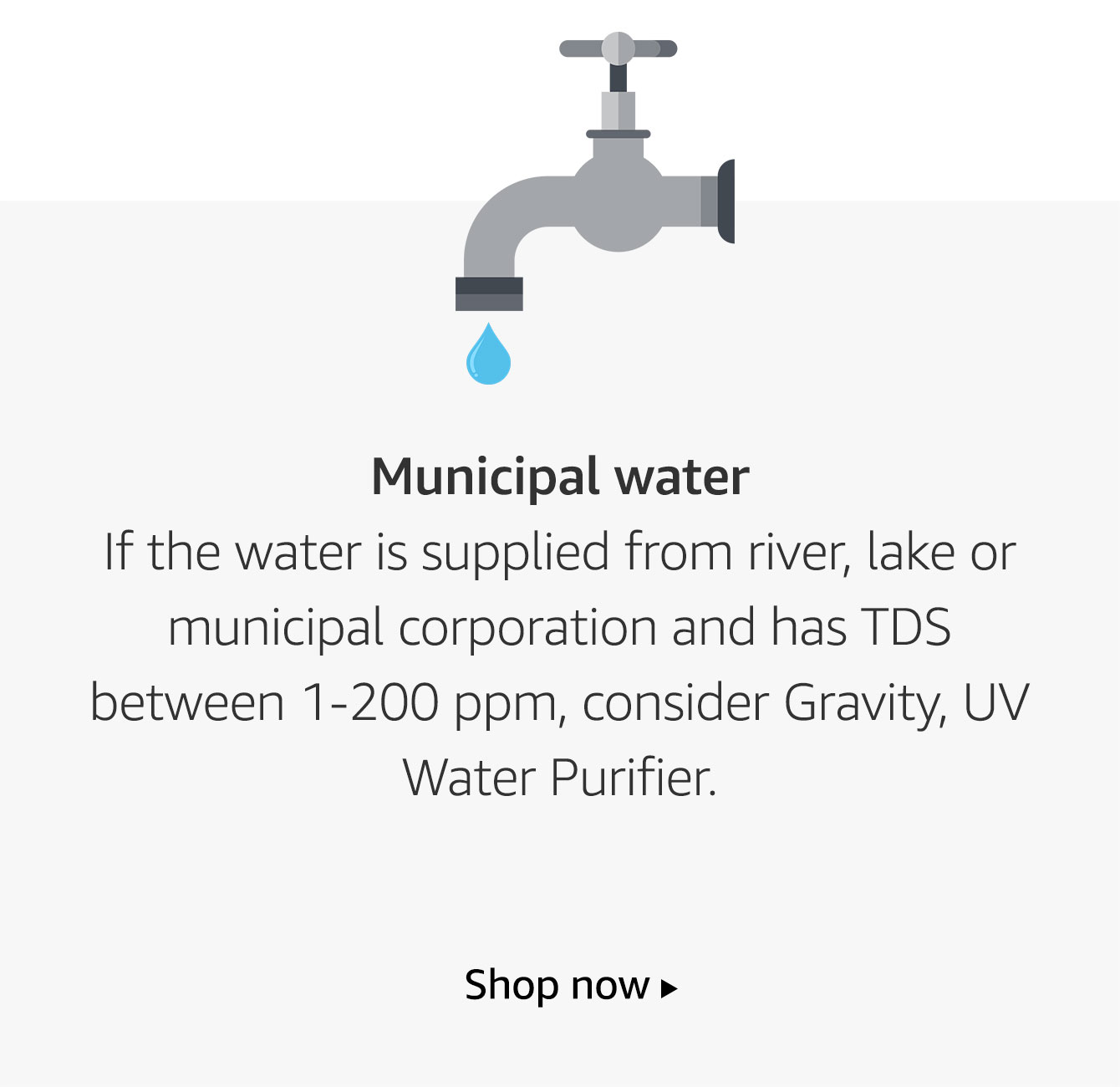 Municipal Water