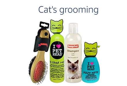 Cat's grooming