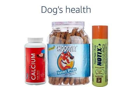 Dog's health