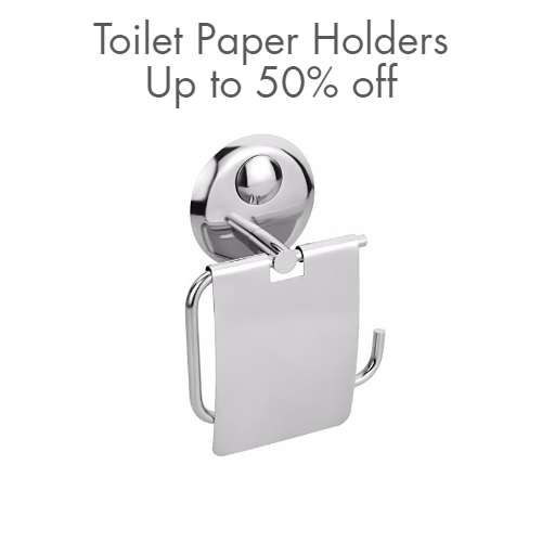 Toilet paper holderss