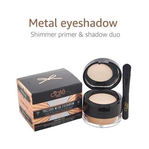 Metal eyeshadow