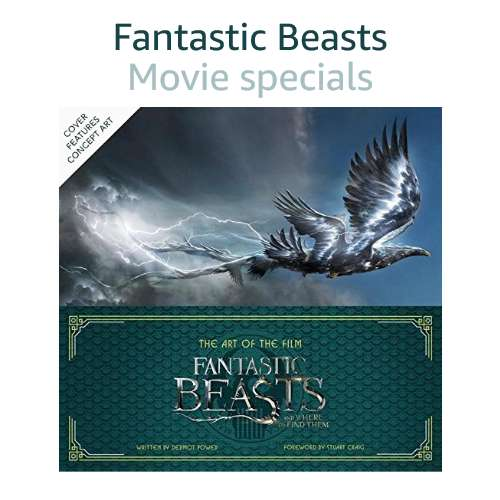 Fantastic beasts: Movie specials