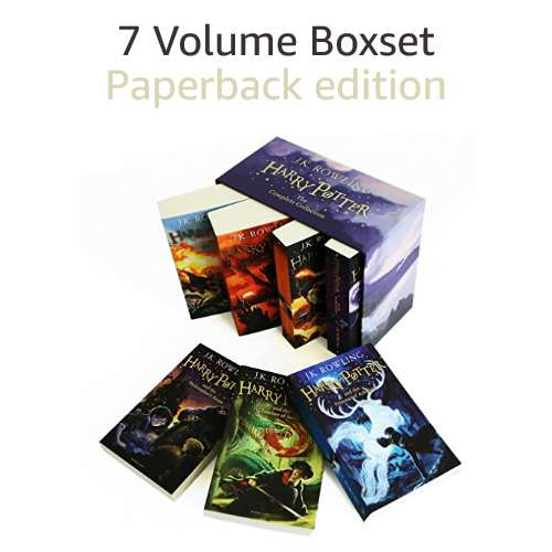 Paperback Edition Boxset