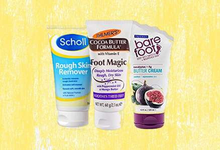 cracked heels, foot care, footcare, foot cream