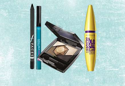 kajal, mascara, eye liner, eye makeup, liner, gel