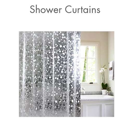 Bathroom accessories buy online at best top 10 ways to for Where to buy curtains online
