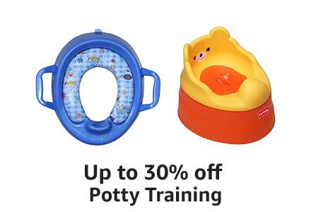 Up to 30% off Potty Training