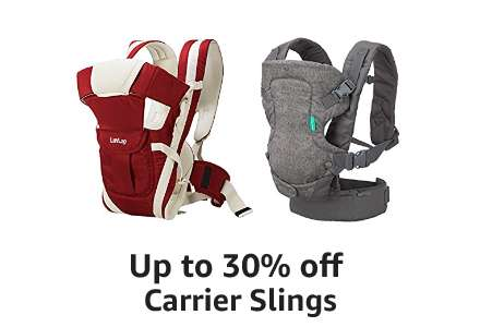 Up to 30% off Carrier Slings