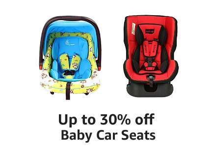 Up to 30% off Baby Car Seats