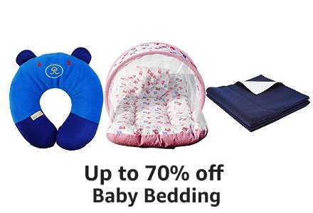 Up to 70% off Baby Bedding