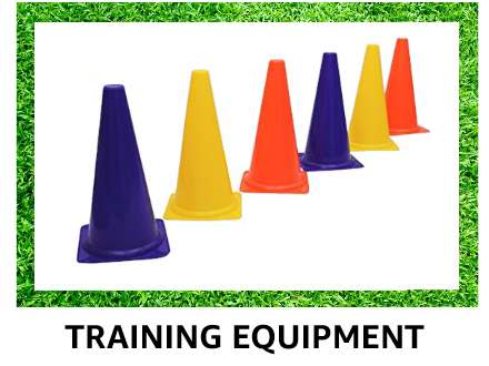 Training equipments...
