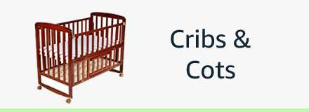 Cots, Cribs & Cradles