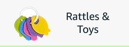 Rattles & Toys