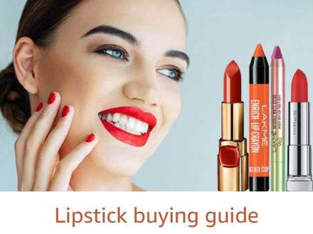Lipsticks guide