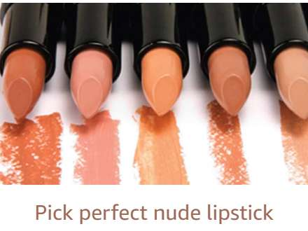 Nude lipcolors