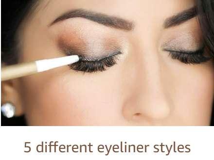 Eyeliners styles