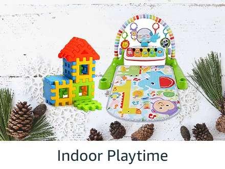 Indoor Playtime