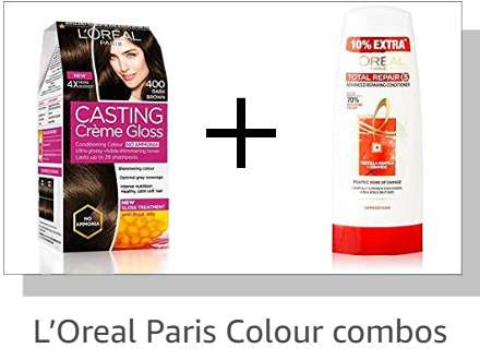 L'Oreal combos