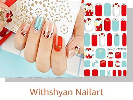 Withshyan nail art