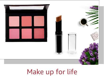 Make up for life