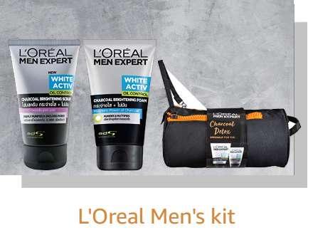 L'Oreal Men's Kit