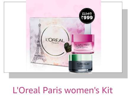 Loreal women's kit