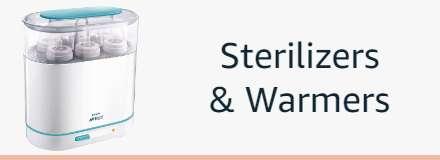 Sterilizers & Warmers
