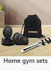 Home gym sets