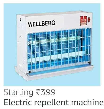 Repellent Machine