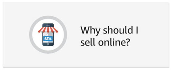 Why should I sell online