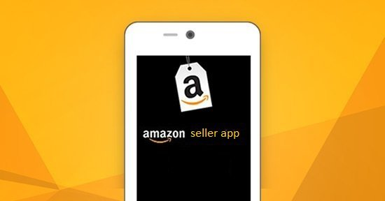 Analyse your sales with Amazon Seller App
