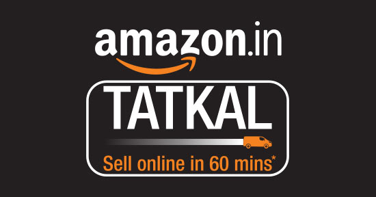 Amazon TATKAL Sell in 60 mins