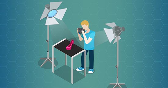 How to do product photography