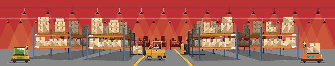 fulfillment center warehouse when selling online