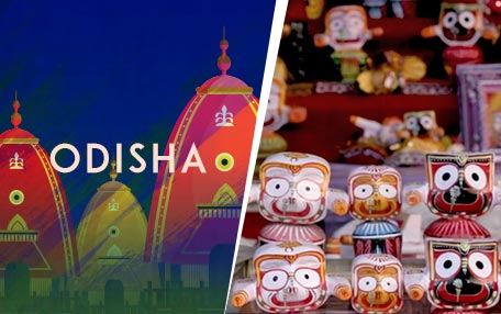 Sell handicrafts from Odisha