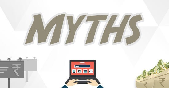 Myths about selling online