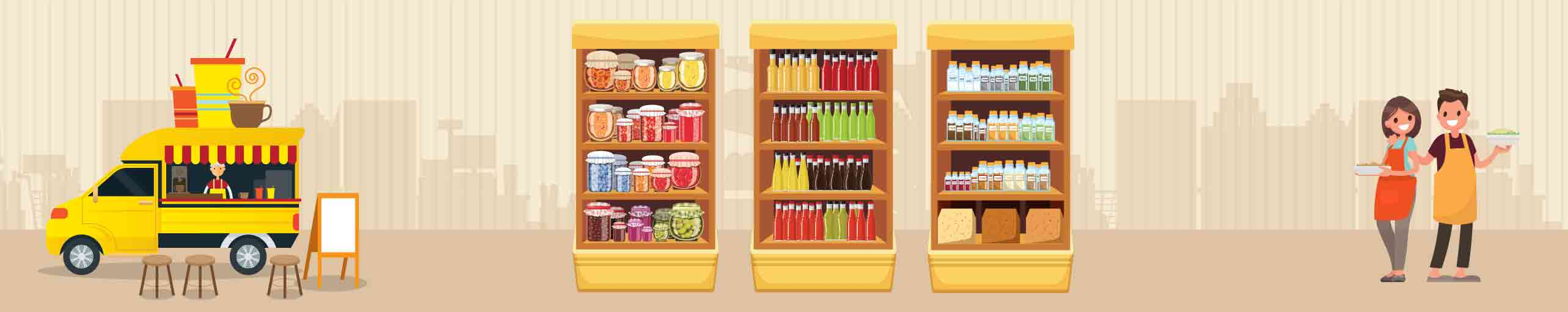 Small Food Business Ideas