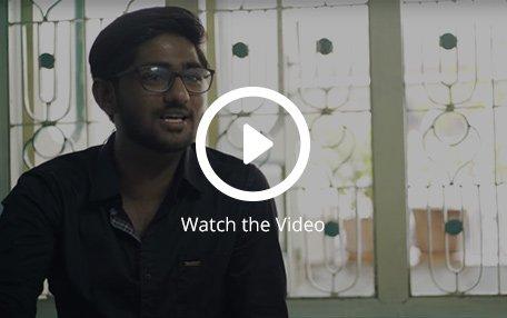 Ravi at his home in Surat