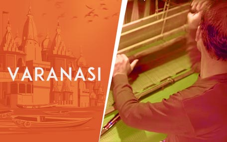 Sell sarees from Varanasi