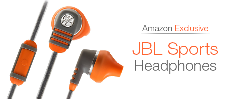 Amazon Exclusive JBL Sports Headphone
