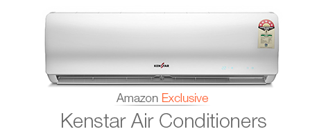 Kenstar Air Conditioners - Amazon Exclusive This summer, find the best offers on Kenstar Air Conditioners exclusively at Amazon.in.