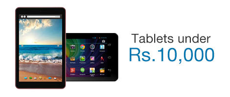 Tablets under Rs.10,000