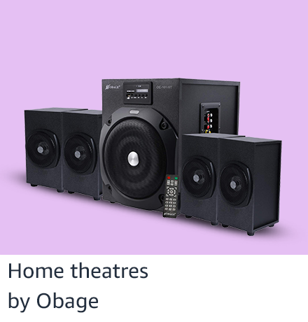 Home theatres by Obage