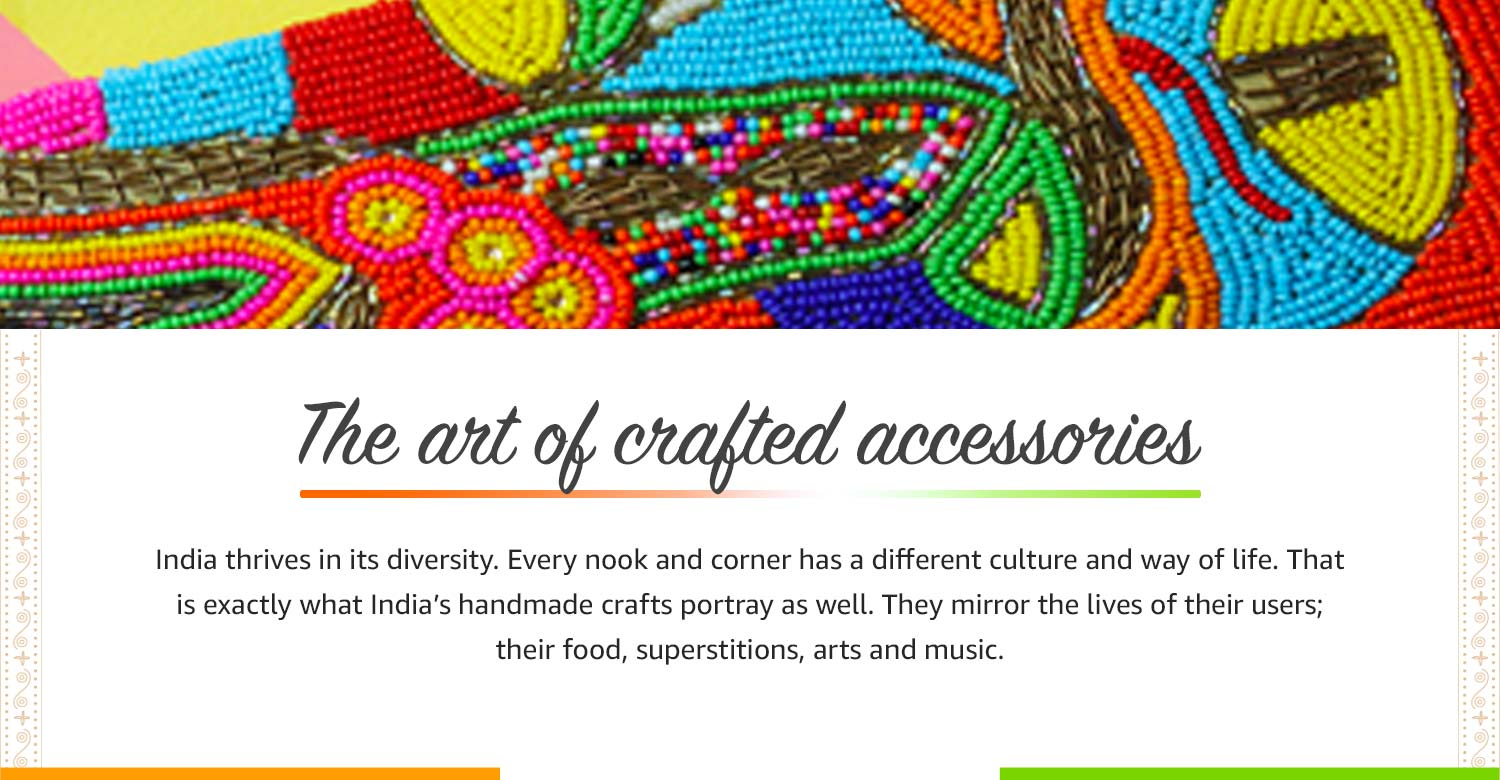 The art of crafted accessories
