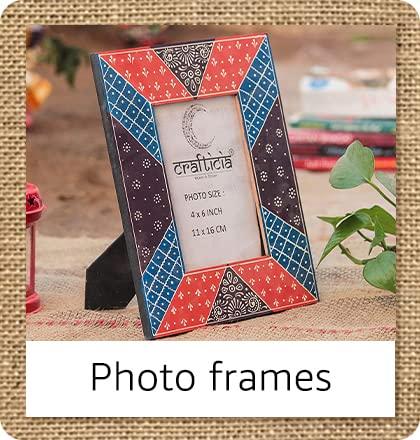 Photo frames & wall décor