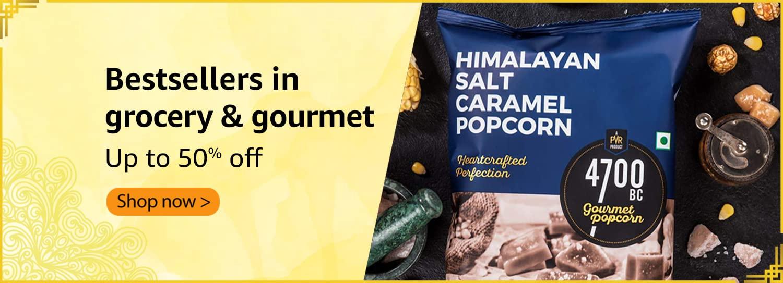 Bestsellers in grocery & gourmet