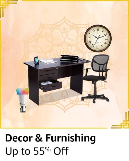 Decor & furnishing