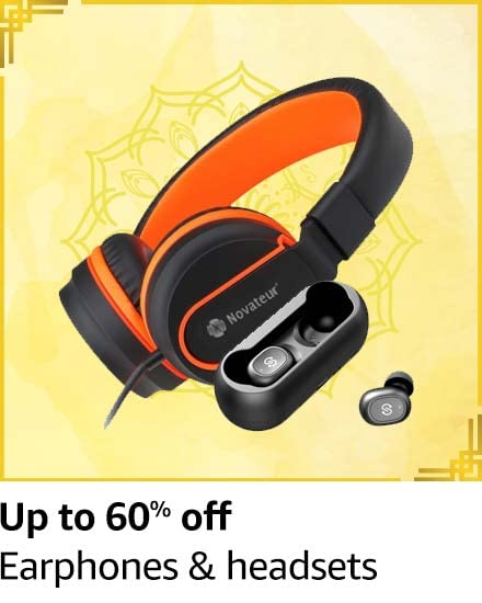 Earphone & headsets