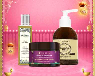 Up to 50% off | For a perfect festive glow