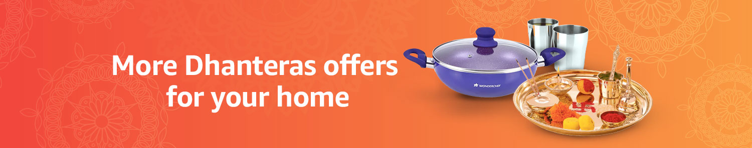 Dhanteras offers for your home